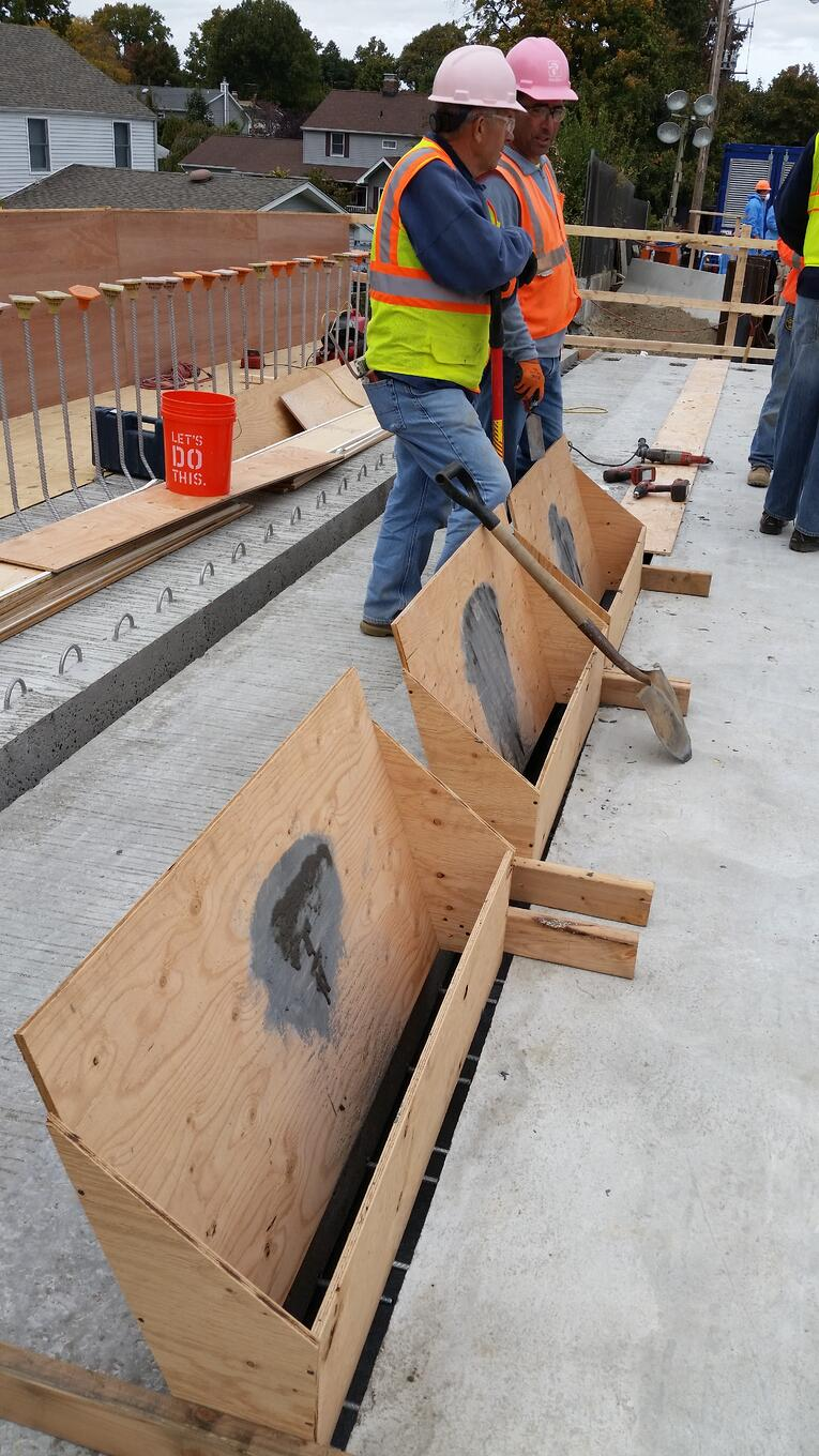 Experts in Concrete Technology