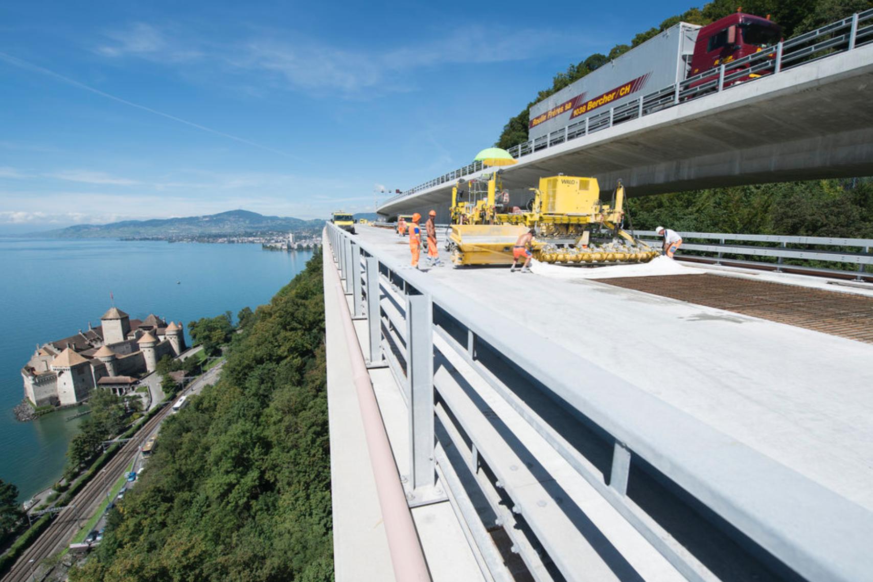 Bridge Rehabilitation Services and Bridge Infrastructure
