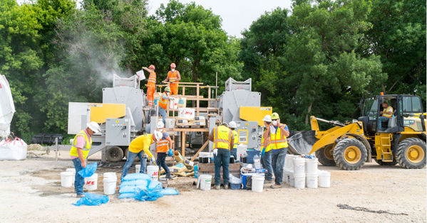 Experts Working with Innovative Concrete Technology