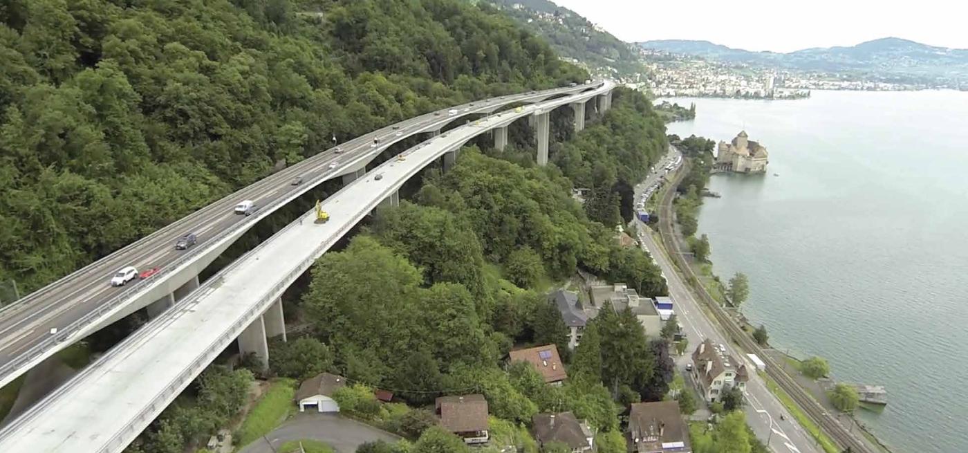 Performing Bridge Rehabilitation Services with High Performance Concrete