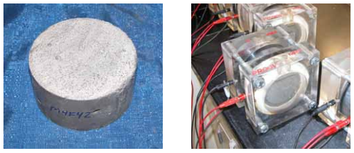 material testing for concrete technology